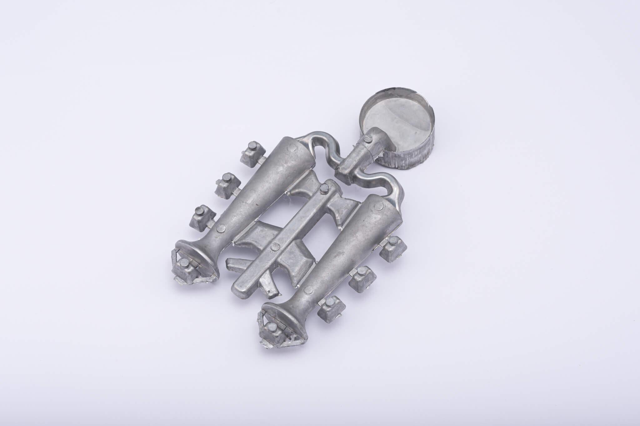 Aluminium Die Casting, Aliuminio liejimas